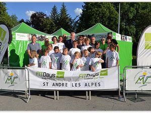 Saint André les Alpes : Le Fitdays