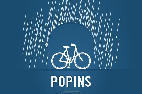 Idée cadeau écolo #9 - Un Popin's pour chanter sous la pluie !