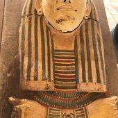 Egypte : Découverte de la tombe de Wahti ! - Enzo L'Apprenti Archéologue