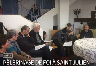 PÈLERINAGE DE FOI À SAINT JULIEN