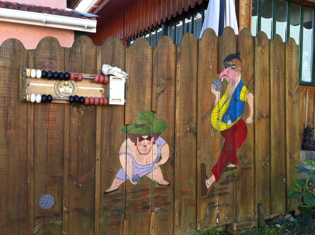 Album - Pique-nique au village de l'Herbe - Cap Ferret