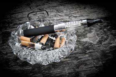Nouvelle étude sur le sevrage tabagique et l'e-cigarette