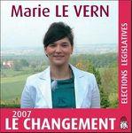 Portrait et interview de Marie LE VERN Candidate aux Elections Législatives sur la 12ème circonscription de la Seine-Maritime