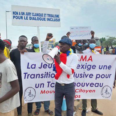 Wakit Tamma sonne la mobilisation citoyenne et populaire contre la confiscation du pouvoir au Tchad