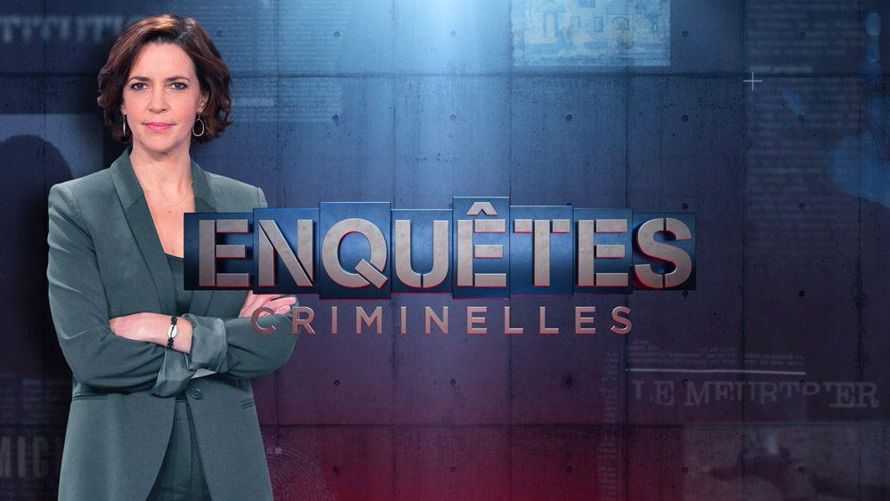 """""""Meurtre d'Aurélie Vaquier : le compagnon suspect numéro 1 ?"""" au sommaire d'Enquêtes Criminelles en direct ce soir sur W9"""