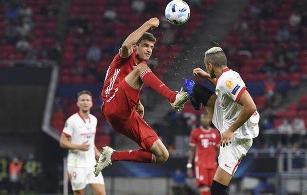 Muller có quá nhiều danh hiệu cho mình trong màu áo Đức