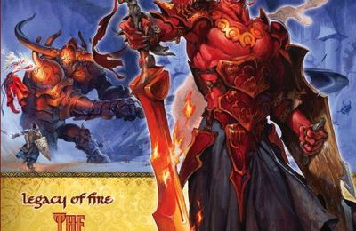 Legacy of Fire 3