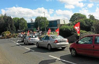 1er-Mai : à Guingamp, 17 amendes pour une manif improvisée
