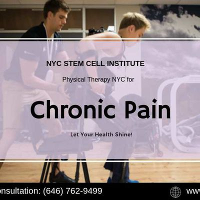 Pain-free Joints with the Treatment of Professional Physical Therapy New York City