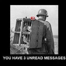 Vous avez 3 messages