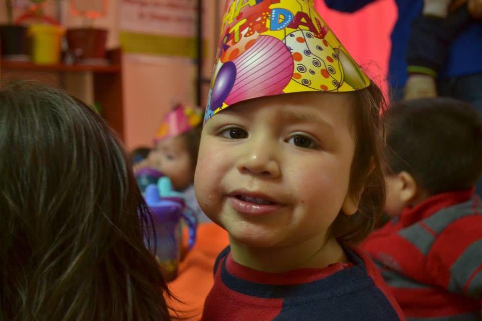 """Día del niño en Cantarrana"" - ""Journée de l'enfant à Cantarrana"" - Fondation Cepas à Coronel au Chili."