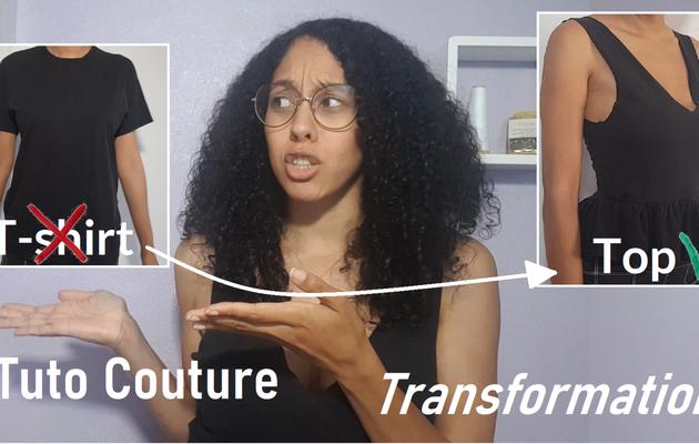 Upcycling couture de l'été