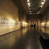 """Les marbres du Parthénon emportés loin du Parthénon, un """" acte créatif """"?"""