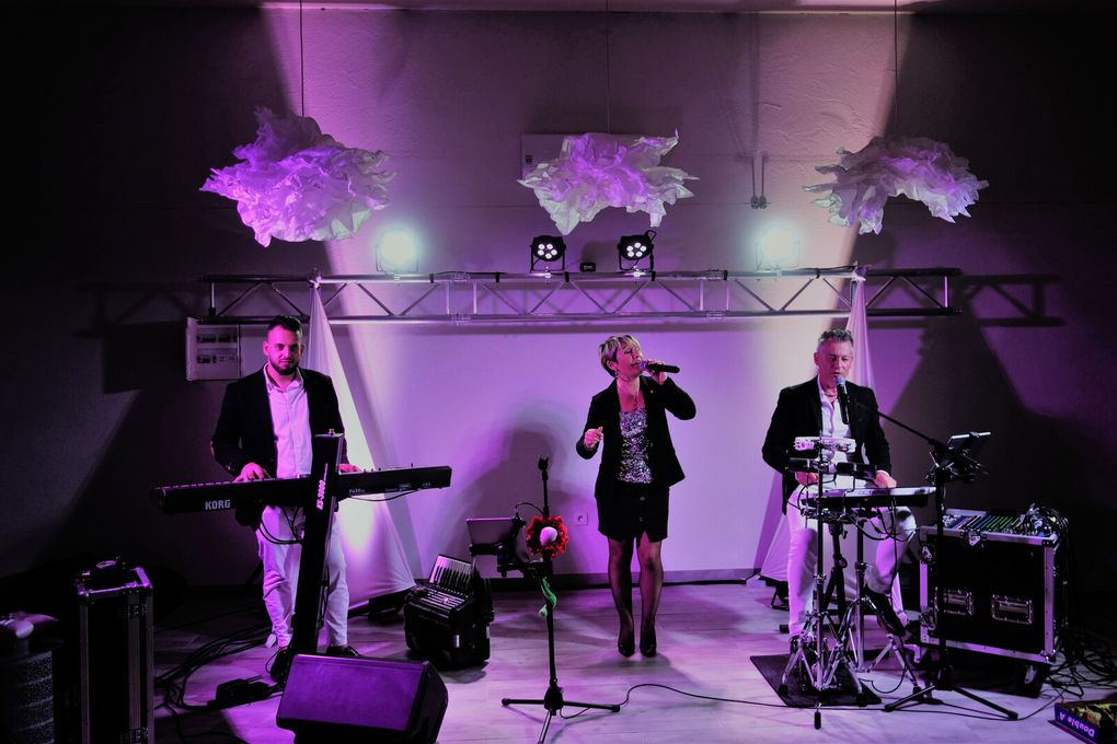 Groupe musique animation EHPAD Gard