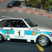 FASCICULE N°20 SUNBEAM TALBOT LOTUS 1981 RALLYE DU BRESIL IXO 1/43. - car-collector.net: collection voitures miniatures