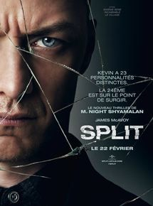 [Fiche Film] Split - M.Night Shyamalan