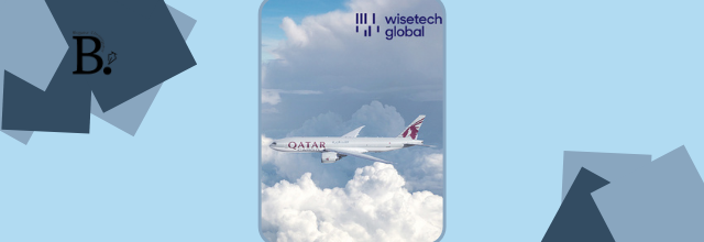 Qatar Airways Cargo and WiseTech Global Implement Direct Data Connection