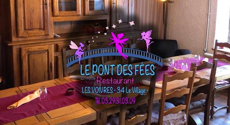 Restaurant le Pont des Fées