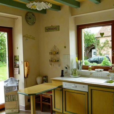 la cuisine Maison à Vendre Sarthe