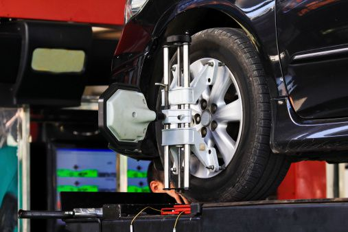 Benefits Of A Wheel Alignment Service