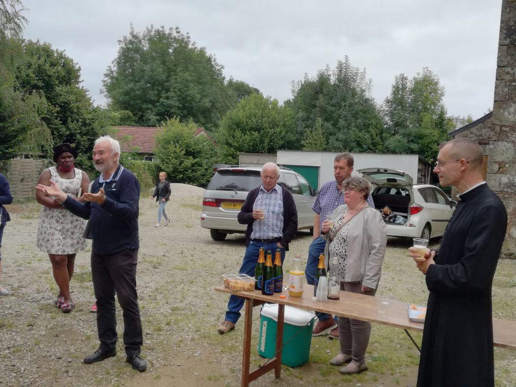 21 août : Dernière Messe à Moitron-sur-Sarthe