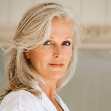 Blonde de 50 ans