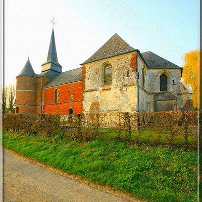 Eglise fortifiée de GRONARD