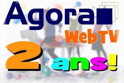 Agorawebtv sur l'arrageois : 2 ans déjà !