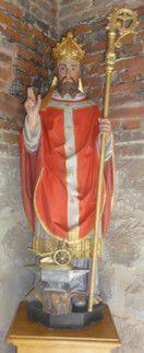 Les saints patrons