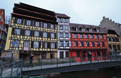 Nouvel an à Strasbourg