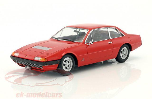 NEW : la Ferrari 365 GT4 2+2 de KK-Scale au 1:18... Série limitée à petit prix !