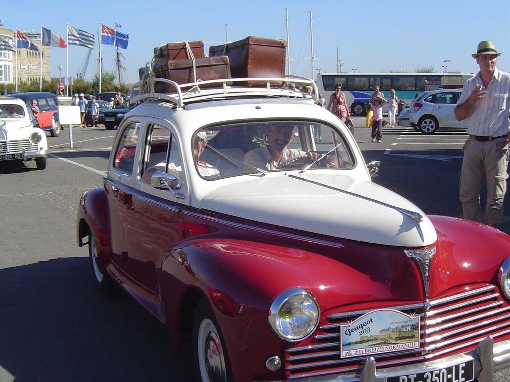 Album - Rassemblement Peugeot 203, 8 Septembre 2012