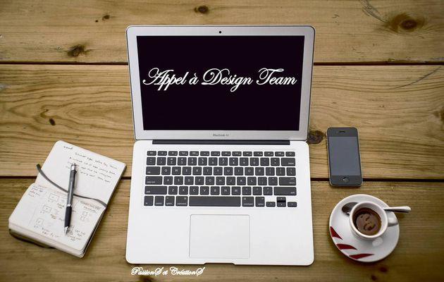Appel à Design Team de LaurenceB Design