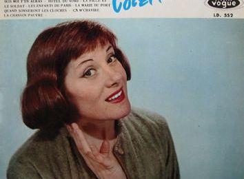 Double hommage à Colette Renard sur France Culture
