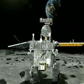 China's Moon rover hits trouble