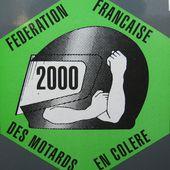 Histoire : La FFMC a 30 ans ! - frico-racing-passion moto