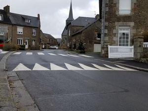 Nos routes communales mal entretenues dans nos campagnes et les ralentisseurs polémiques dans le bourg