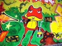 Vitry-sur-Seine, capitale du Street-Art, Ivry-sur-Seine et Paris XIIIéme