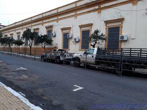 Asuncion (Paraguay en camping-car)