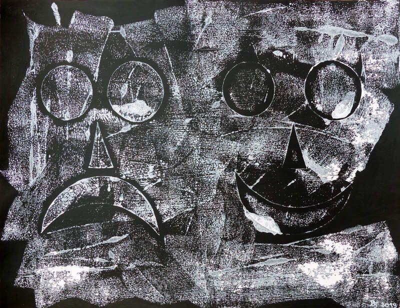3 compositions de Brigitte Pouillard