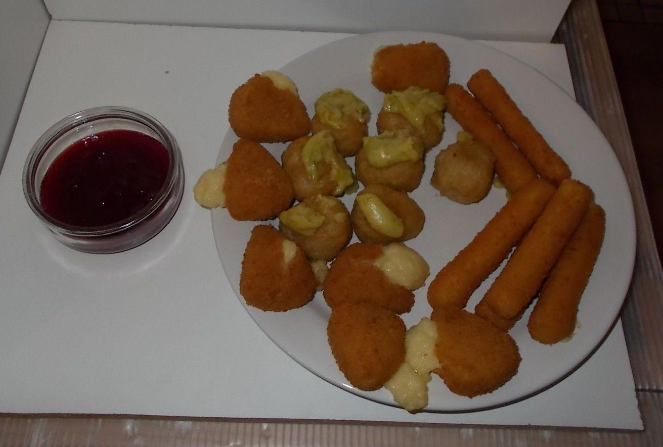 Aldi La Finesse Snack Box Party Box 4 XXL