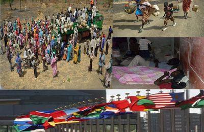 Journée mondiale des réfugiés 2014 : la communauté internationale face aux défis de la protection humanitaire