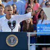 """Élections américaines : """"Le sort de la République"""" est en jeu, estime Obama"""