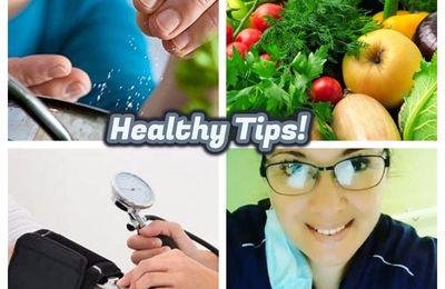 Les aliments contre l'hypertension 🍌Foods against hypertension 🍌