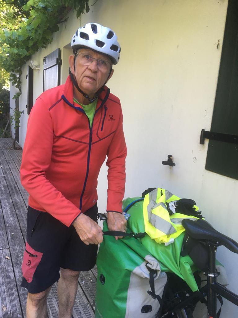 9 juin St Hilaire de Riez - Rezé.  100km