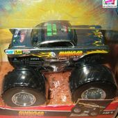 AVENGER 57 CHEVY MONSTER JAM HOT WHEELS - car-collector.net