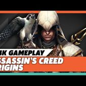 Assassin's Creed Origins Official 4K Gameplay at E3 2017 Microsoft Press Conference