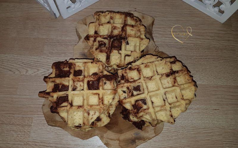 Cookie-Gaufre