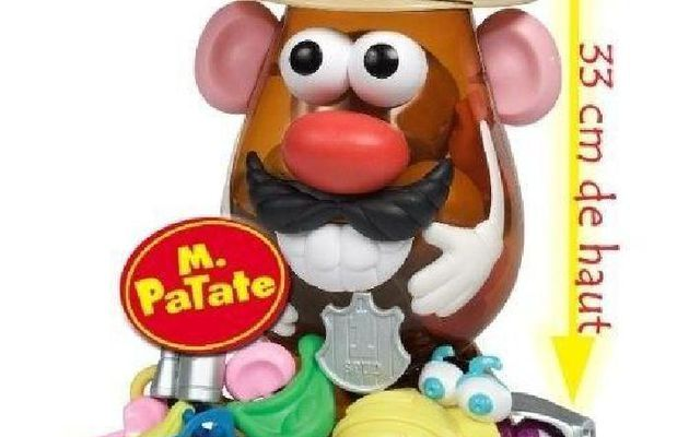 Monsieur Patate Safari par Playskool !