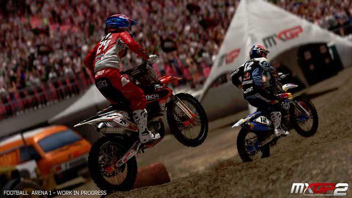 Découvrez le mode de jeu monster energy fim #Motocross of Nations pour #MXGP2 !
